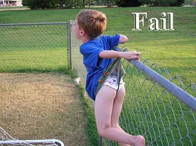 Funny Fence Installs